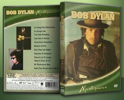 Bob Dylan - Masterpieces (DVD, 2010) Sealed - $ 1.99 postage worldwide