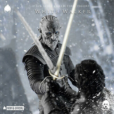 ThreeZero - White Walker Game of Thrones 1/6 Scale [IN STOCK] • NEW & OFFICIAL •