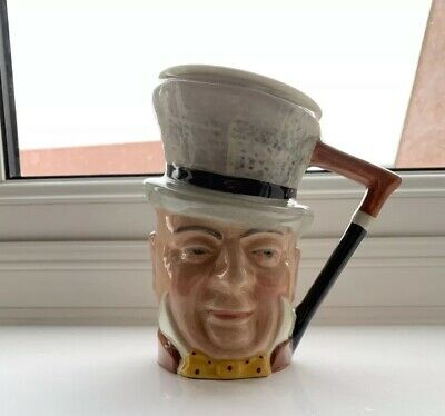 Toby Jug 'Micawber' Excellent Condition