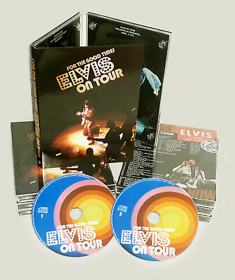 Elvis Collectors CD set - For The Good Times (deluxe digipack)