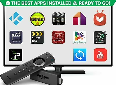 Amazon Fire Stick - Best Entertainment - Aptoide-Kodi - TV Shows, Movies, Kids.