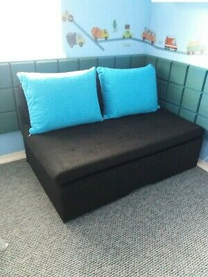 Small Double Sofa Bed (with storage)