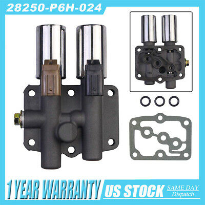 A604 604 41TE Transmission Shift Solenoid Pack Block Speed