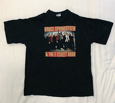 Vintage Bruce Springsteen E Street Band 1999 Tour XL East Rutherford, NJ