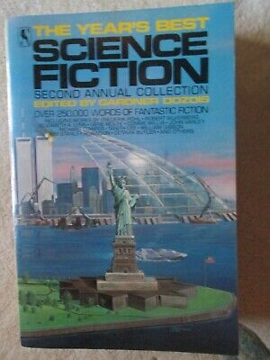 The Year's Best Science Fiction: Second Annual Collection by Gardner Dozois