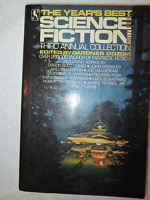 The Year's Best Science Fiction: Third Annual Collection by Gardner Dozois