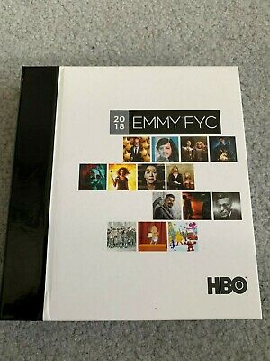 HBO 2018 EMMY FYC 31 DVDs Set: WEST WORLD~THRONES~SILICON