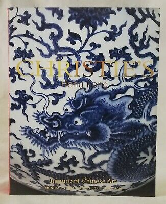 Chinese Asian Art Reference Catalogue Book Christies Auction 2001