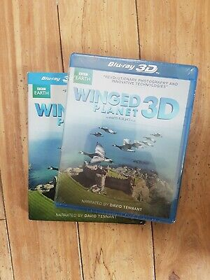 winged planet 3d blue-ray