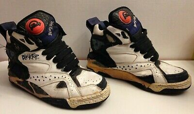 Collector Shoes Sneakers - Reebok Pump Blacktop Rare First Edition