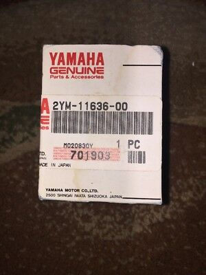Yamaha Riva XC125 NOS/OEM 2YM-11636-00-00 PISTON 2 O/S 0.50 BUY AND KEEP A SPARE