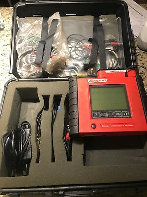 SNAP-ON EDGE PACPro 5-in-1 DIAGNOSTIC SCANNER
