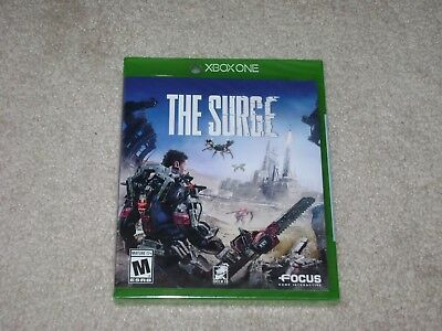 The Surge...xbox One...***Sealed***Brand New***!!!!!!!!!!