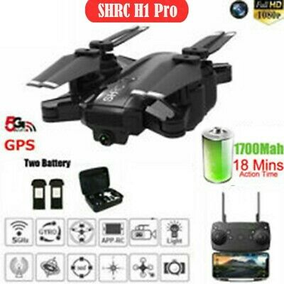 Drone x pro Foldable 5G GPS 1080P HD Camera WIFI FPV Altitude Hold RC Quadcopter