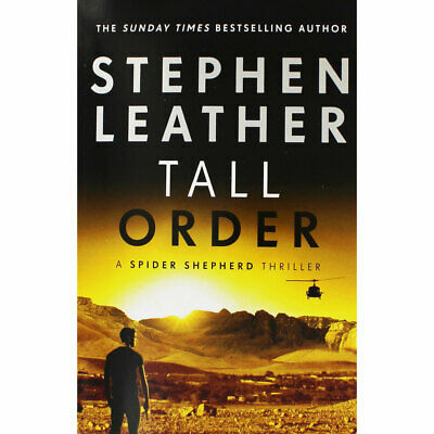 Tall Order by Stephen Leather (Paperback), Fiction Books, Brand New