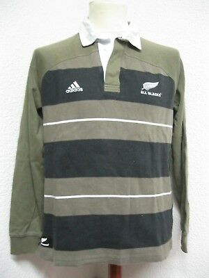 ANCIENNE VESTE COUPE VENT ADIDAS NEW ZEALAND ALL BLACKS
