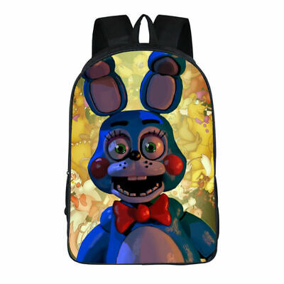 FIVE NIGHTS AT Freddy's Freddy Backpack Children Foxy FNAF