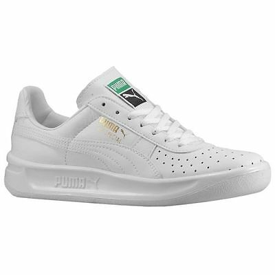 NIB Puma GV Special Jr White Sneakers Kids Girls Boys Unisex Casual Shoes