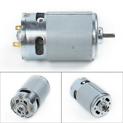 RS-550 Electric Motor 12-24V For Makita Bosch Cordless Screwdriver & Hand Drill