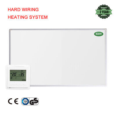 Far Infrared Heater Panel 720w Space Heating With Wireless Temperature Controller Indoor Room Heating Skilful Manufacture Home Heaters Household Appliances