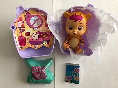 Cry Babies Magic Tears Brand New Doll And House Nala