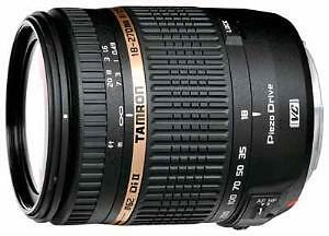 Tamron SP 18-270mm F/3.5-6.3 II PZD Aspherical IF VC Di Lens B008  Canon Fit