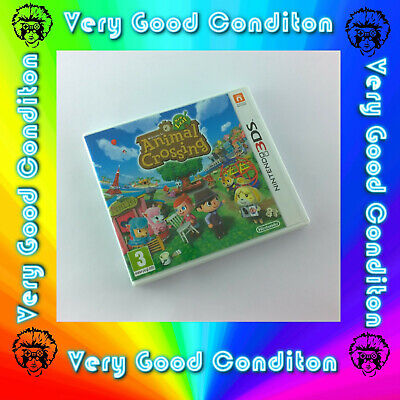 Animal Crossing: New Leaf for Nintendo 3DS - Very Good Condition