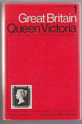 Gibbons catalogue GB spcialised volume 1 Queen Victoria
