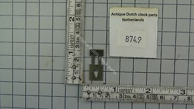 Suspension Spring 32N For Dutch  Wuba Zaandam  Zaanse Sallandse Clock For Hoo...