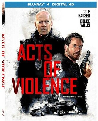 Acts Of Violence (Blu-ray Used Very Good)