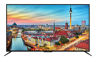 New Blaupunkt - BP5500AU9100 - 55    4K Ultra HD Smart TV