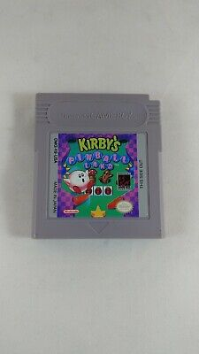 Kirby's Pinball Land (Nintendo Game Boy) GAME ONLY! TESTED! FREE SHIPPING!