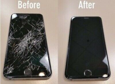 iPhone 6S Plus Cracked Glass Broken Screen Repair Refurbishing Service OEM