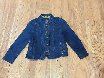 Stunning Denim Jacket for Girls From Jasper Conran (J Jeans) Age 5