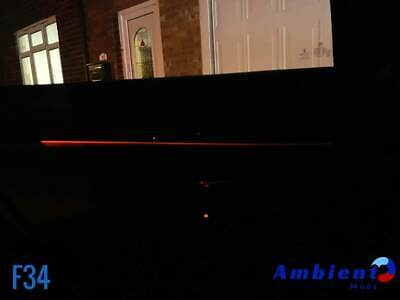 BMW F34 Ambient Light Insert Track Mod Upgrade AmbientModz - One piece per door