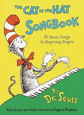 The Cat in the Hat Songbook [ Dr. Seuss ] Used - Good
