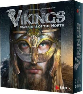 Rebel.PL Boardgame Vikings - Warriors of the North Box SW