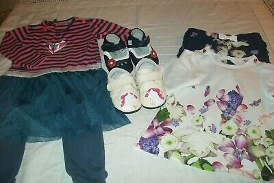 Baby girls clothes Ted Baker/Jack & Lily 12-18m- combined postage available