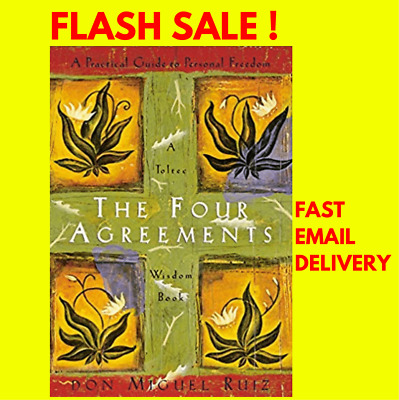 The Four Agreements by Don M.R [eb00k]
