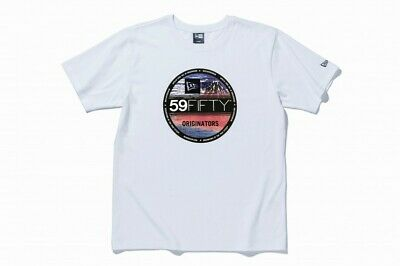 NEW ERA Limited Cotton T-shirt Hokusai Fine Wind Clear Morning WH Japan Tracking