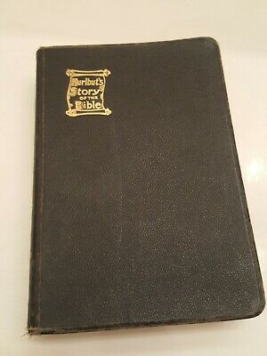 Antique Vintage 1932 Hurlbut's Story of the Bible for Young & Old Jesse Lyman