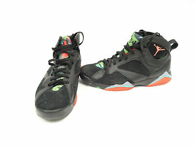 0800d6e78d2e32 Nike Air Jordan 7 Retro 30th Sz 11.5 Barcelona Nights 705350-007 Black  Infrared