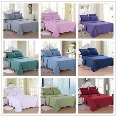 Egyptian Comfort 3000 Count 4/6 Piece Deep Pocket Bed Sheet Set King Size
