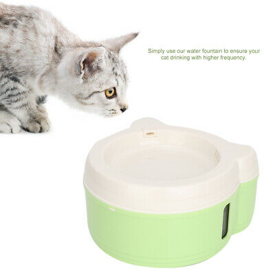 USB Pet Drinking Fountain Automatic Electric Water Dispenser For Cats Dogs