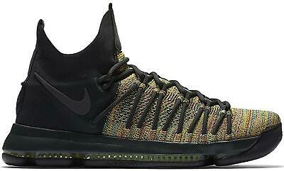 online store 28053 a48fd NIKE ZOOM KD 9 Elite LMTD 909438-900 Multi Color Kevin Durant Warriors  Shoes NEW
