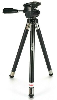 "8 Sections Vivitar 41"" Tripod for Digital Cameras, Camcorders, Webcam"