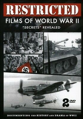 Restricted Films of WWII [2 Discs] (DVD Used Very Good)