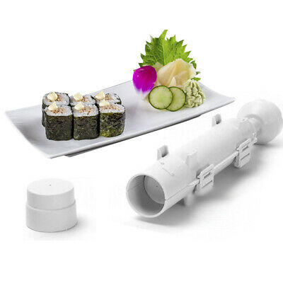 Home Kitchen Sushi Roll Maker Mold Kit Rice Roller Chef DIY Mould Gadgets Tool