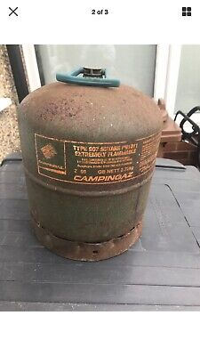 Camping Gaz 907 Refillable Cylinder gas bottle / Cylinder empty
