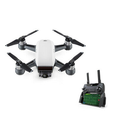 DJI Spark 12MP 1080P FPV Quadcopter Fly More Combo Aerial Selfie Drone G7Y5
